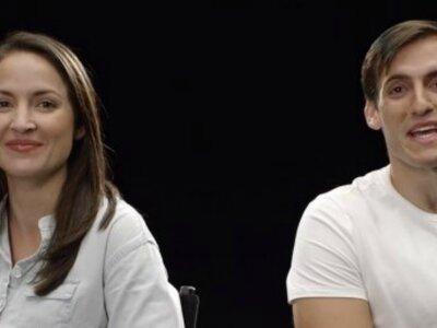 ¿Quieres saber cómo serás con tu pareja cuando viejitos? ¡Esta pareja logró saberlo!