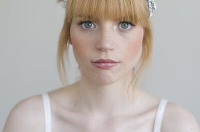 Glitz 'N' Glam: Les accessoires les plus glamour pour votre tenue de mariée 2015