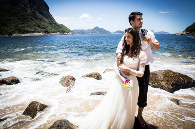 Seu casamento eternizado com beleza e naturalidade por Dantas Jr. Fotografia