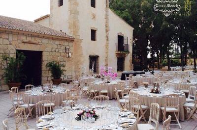 Los 6 mejores catering para bodas de Alicante