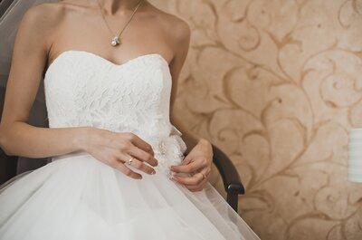I migliori negozi di abiti da sposa a Roma