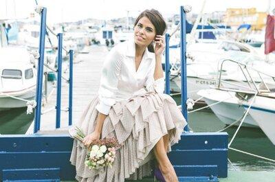 ¡La boda de una de las blogueras de moda favoritas!
