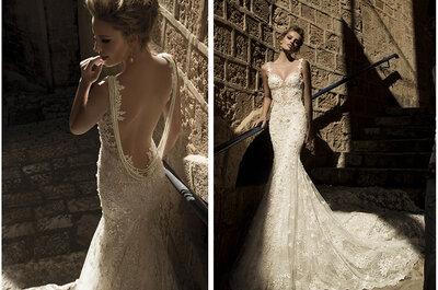 Collezione sposa Galia Lahav 2015: l'intramontabile fascino della sposa sensuale