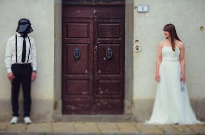 Wundervolle Hochzeit in der Toskana – Michelle & Nico verwirklichten ihren Traum!