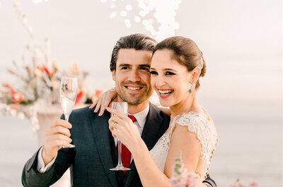 Como organizar um casamento económico de sonho: tudo o que precisam de saber!