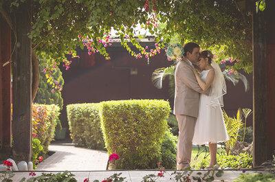 Fiorella y Eduardo: Amor a la enésima potencia