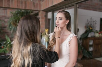 Las 9 mejores profesionales de maquillaje para novias en Medellín