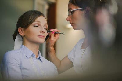 Jak sprawić by Twój ślubny makijaż był fotogeniczny? 7 rad od nas!