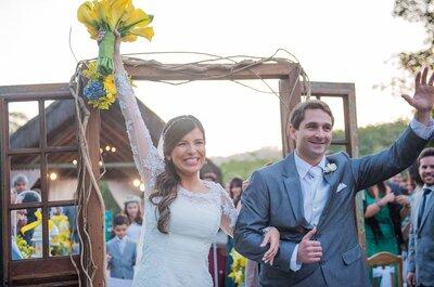 14 locais para casamento no Rio de Janeiro ao ar livre: mágicos!
