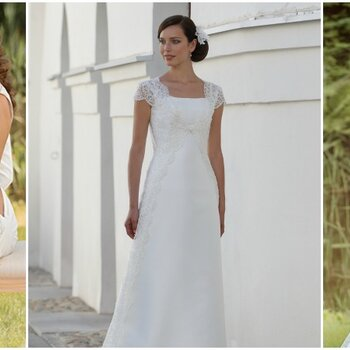 Modelatti 2015: Lassen Sie sich von Schweizer Brautkleider-Designs verführen!