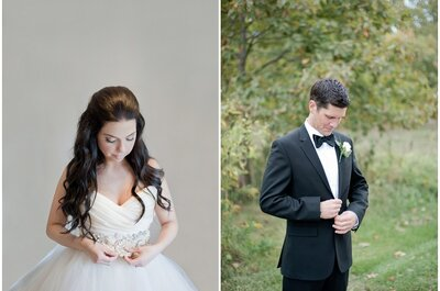 Un incroyable mariage de conte de fées