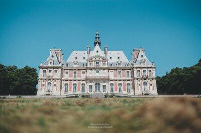 10 idées pour un mariage romantique au Château de Baronville