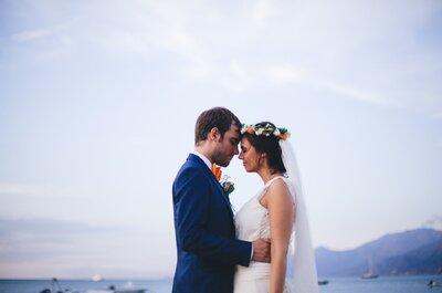 Le mariage de mon meilleur ami... Avec moi ! Le beau jour en Corse d'Isabelle et Nicolas