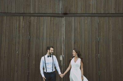 Organização do casamento: seis coisas que devem fazer após o compromisso