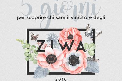 Mancano solo 5 giorni al termine degli ZIWA 2016: e tu, hai già votato?