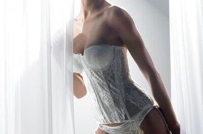 Ropa íntima femenina para novias