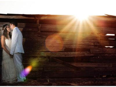 ¡Por vosotros!: la boda de Dolors y Joaquín