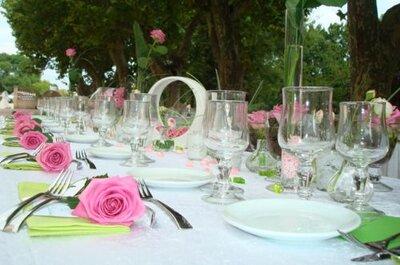 4 astuces pour illuminer votre repas de mariage