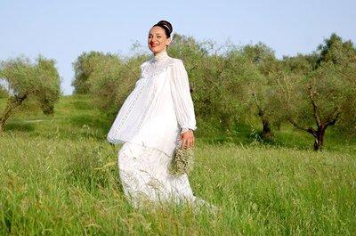 Eco centrici Bioprofumeria sposa la filosofia del movimento 'Green Wedding'