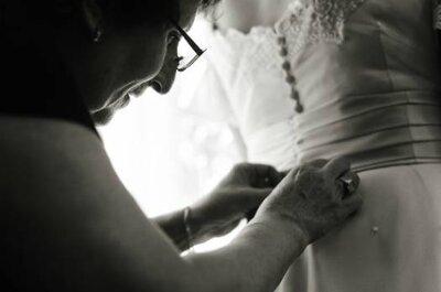 La previa de la boda: ¿Sola, con amigas o con familia? Por Kelo Puime