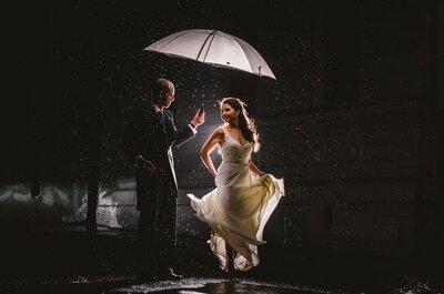 8 errores que las parejas cometen antes y durante la boda. ¡Cuidado!