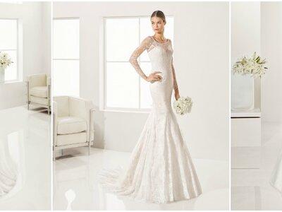Vestidos de novia Alma Novia 2017: encuentra el diseño perfecto para tu día