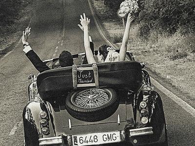 El regalo más grande: la boda de Sandra y Alberto