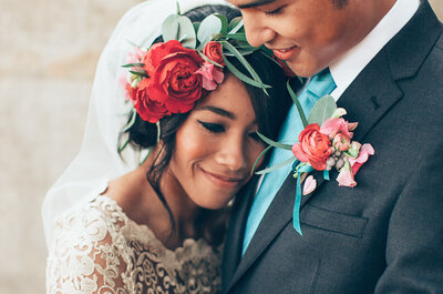14 отличных способов идеально сочетаться с женихом в день свадьбы
