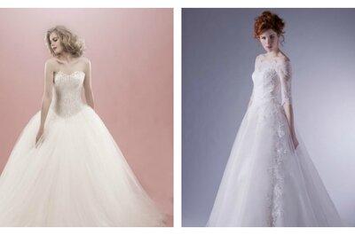 Hervé Mariage 2015 : 5 collections de robes de mariée élégantes, romantiques et épurées