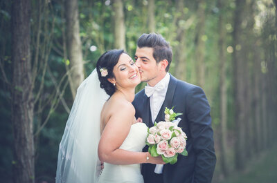 Vanina et Raffy : une rencontre 2.0, une demande romantique et un sublime mariage mixte