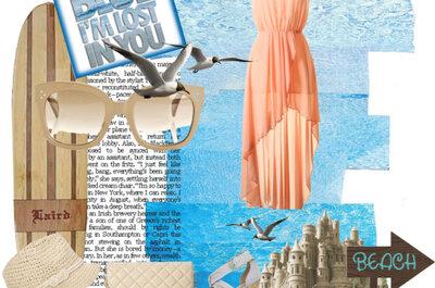 5 outfits ideales para ir a una boda en la playa