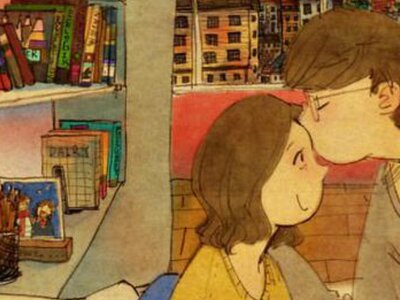 Liefde is: Samen genieten van de kleine details van het dagelijks leven!