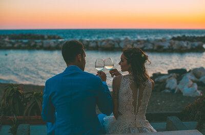 Un matrimonio italo-brasiliano ad Ischia: Rosalba+Rodrigo