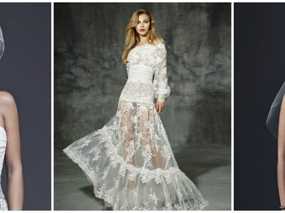 45 of the Sexiest Wedding Dresses for 2016