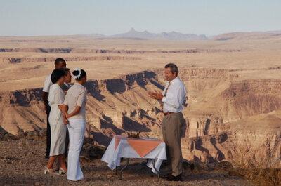 Hochzeit auf Reisen – Auslandshochzeiten liegen im Trend