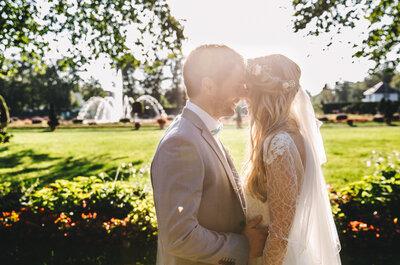 10 kreative Ideen für eine unvergessliche Hochzeitsfeier!