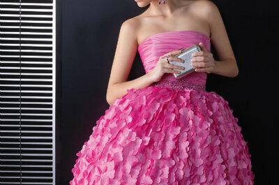 Colecção de vestidos de festa Two by Rosa Clará 2013