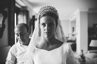 ¿Por qué llevar velo el día de la boda?