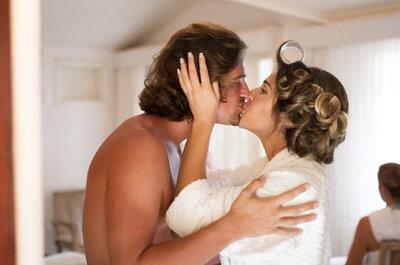 Juliana e Pedro: Casamento na praia e pedido ultra romântico debaixo d´água em Búzios!