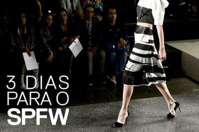 SPFW temporada verão 2015: moda e arte é tema da edição