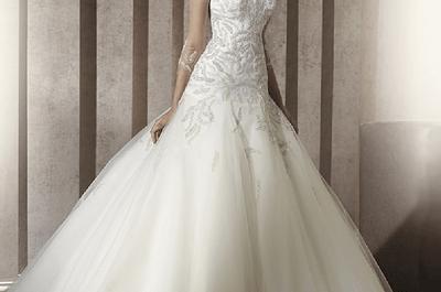 Prinzessinnen – Brautkleider 2012: der Reifrock macht`s möglich