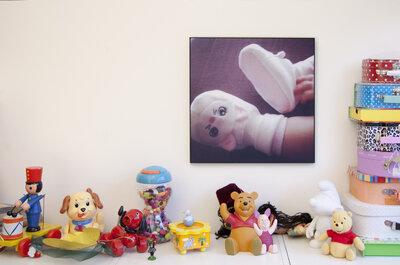 Personnalisez votre intérieur avec Pixwap: vos photos préférées sur des toiles interchangeables
