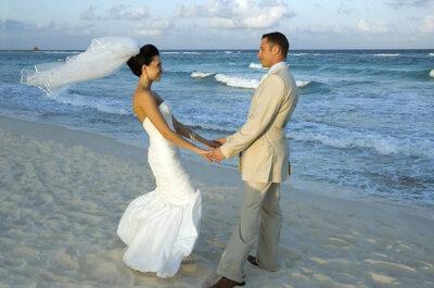 Top 3 des robes de mariée pour un mariage à la plage