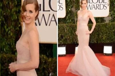 Vestidos de novia en los Golden Globes 2013