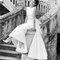 Suknia ślubna z kolekcji Cymbeline 2014.Model: HILDEGARDE