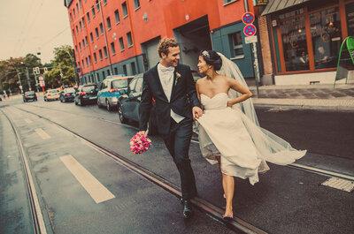 Was dem Brautpaar am Tag der Hochzeit Sorgen bereitet, jedoch völlig unnötig ist!