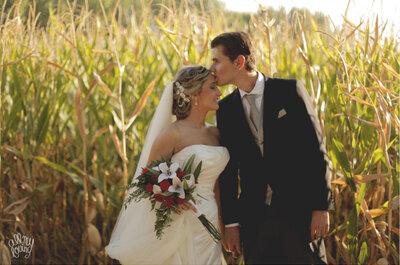 Los fotógrafos de bodas con más estilo de Granada