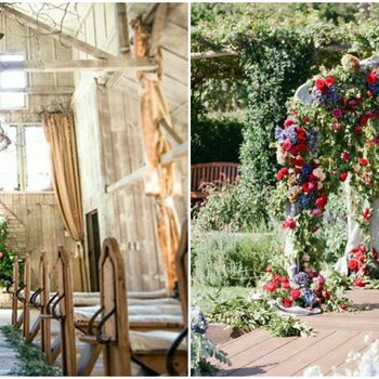 Odkryj różne rodzaje dekoracji ślubnych w 2016! Zachwycą Cię!