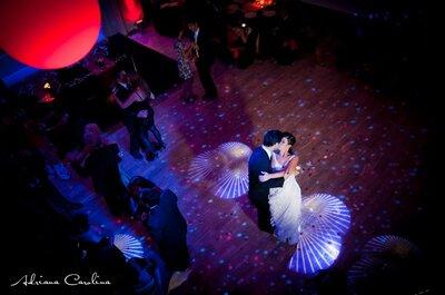 Bailar el vals en tu boda puede ser más fácil de lo que te imaginás