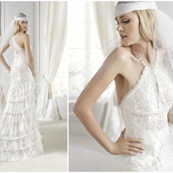 ¡Imperdibles los vestidos elaborados de la colección